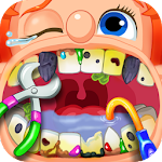 Crazy Children's Dentist Hospital - Fun Adventure Icon