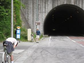 写真: こちらが道坂峠になります トンネルを超えて道志ですが、道志の名の由来は?~なんでも4つ街道が合わさる村であったとか。