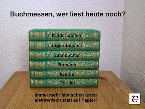Photo: Blogeintrag Buchmessen