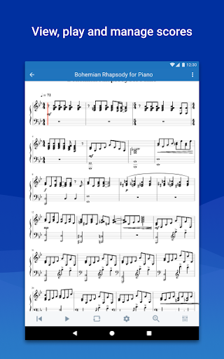 MuseScore: view and play sheet music 2.4.36 13