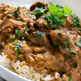 Beef Stroganoff With Tomato Paste Recipes.