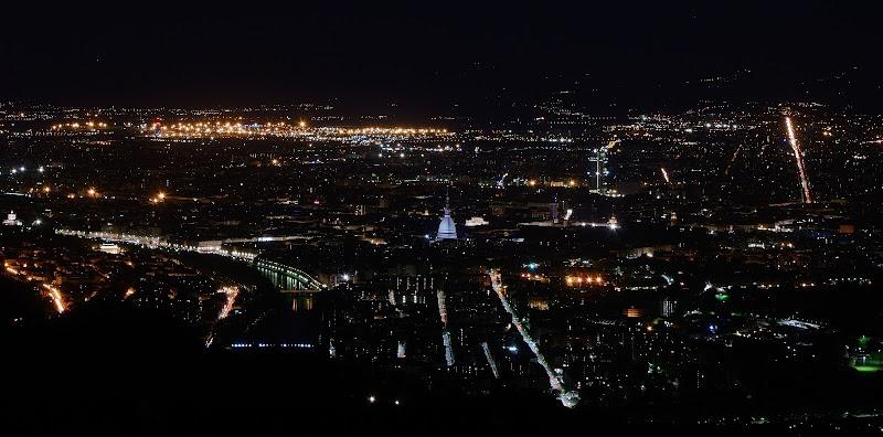 La Mole su Torino di Steo