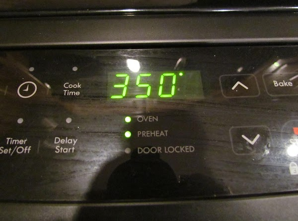 Bake in 350' oven for 1 hour.