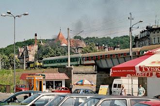 Photo: SU42-536, Kudowa Zdrój - Kłodzko Główne {Kłodzko Miasto; 2003-06-23}