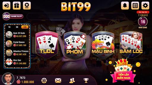 Tien Len Mien Nam - Game Bai Bit99 1.0 1