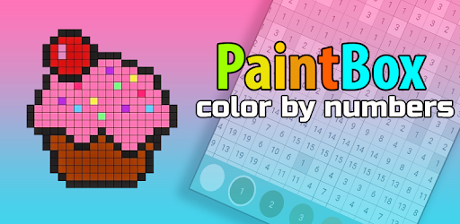 PaintBox - Sandbox Number Coloring for PC