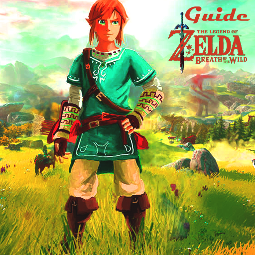 Guide For The Legend of Zelda Breath of The Wild