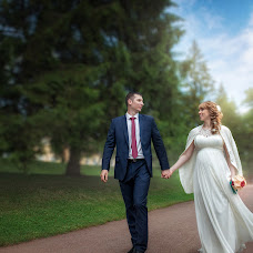 Wedding photographer Aleksandra Palestinova (Palestinova). Photo of 28.03.2017