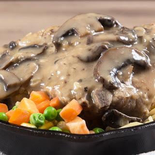 Instant Pot Pork Chops in HK Mushroom Gravy Recipe