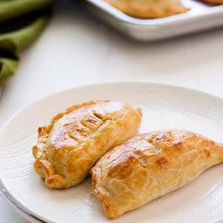 Green Chile Chicken Enchilada Hand Pies.