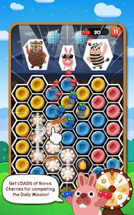 LINE Pokopang – POKOTA's puzzle swiping game! 7