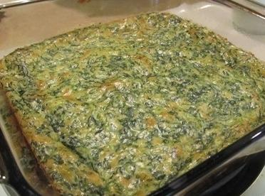 Terry's Spinach Souffle Recipe