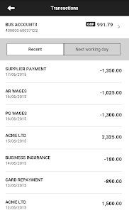 HSBC Business Mobile- screenshot thumbnail