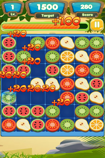 Fruits Splash Farm 1.0 screenshots 1