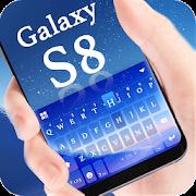 ثيم لوحة المفاتيح Galaxys8