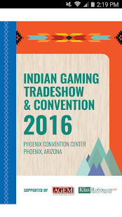 Indian Gaming 2016 screenshot