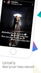 Lyrical.ly – Lyrical Video Status Maker App Download 5