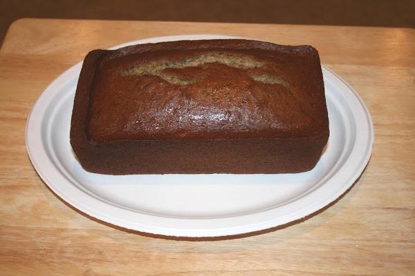 Champion Banana Sour Cream Bread Recipe