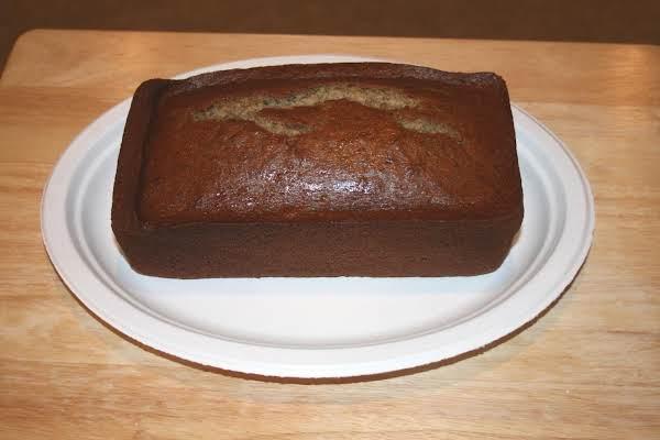 Champion Banana Sour Cream Bread