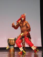 Photo: Danse africaine