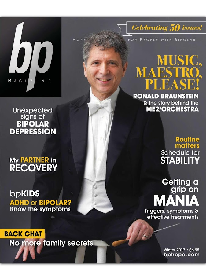 bp Magazine for Bipolar- screenshot