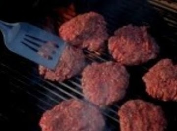 Intense Grilled Bacon Burgers Recipe