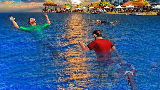 Lifeguard Beach rescue Training 1.0 screenshots 3