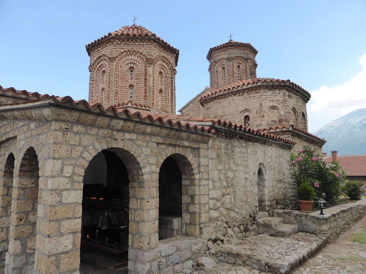 Monastery of St. Naum, Macedonia