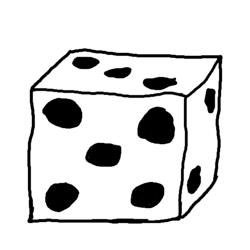 Dice set for Role-Palying Games (RPG)