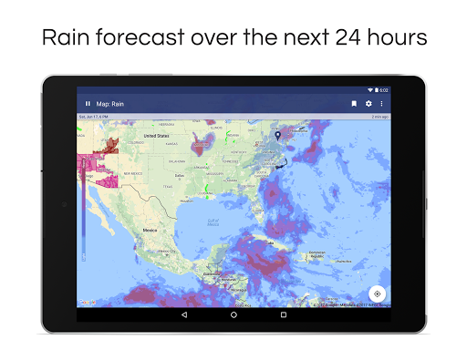 NOAA Weather Radar & Alerts Aplicaciones (apk) descarga gratuita para Android/PC/Windows screenshot