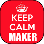 Keep Calm Maker