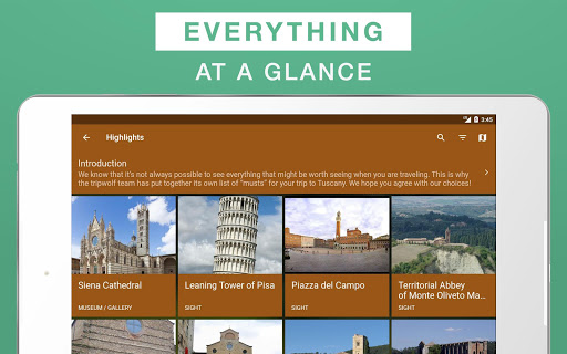 Tuscany Travel Guide - screenshot