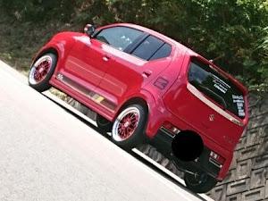 アルトワークス HA36S  4WD  5MTのカスタム事例画像 赤ロッソ@Zeyoo'sさんの2020年08月11日15:28の投稿
