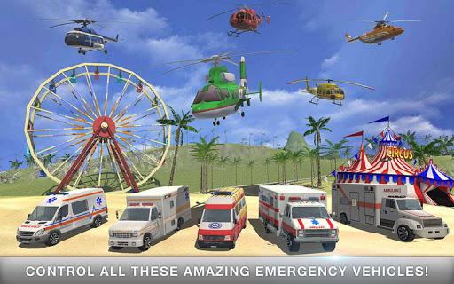 Télécharger Gratuit Emergency Coast Rescue APK MOD (Astuce) screenshots 1
