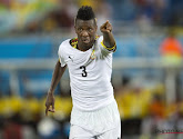 Asamoah Gyan (Ghana) a annoncé sa retraite internationale à un mois du coup d'envoi de la CAN