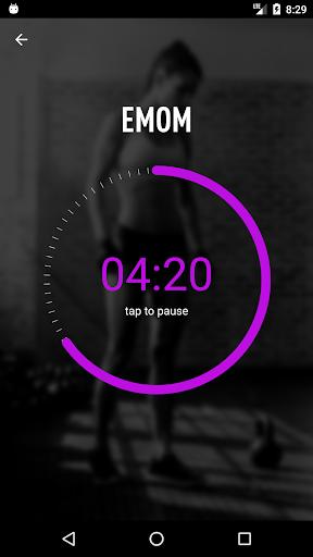 SmartWOD Timer - WOD timer for HIIT workouts 1.11.0 androidtablet.us 2
