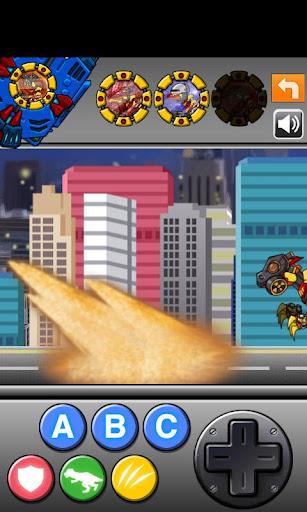 Velociraptor - Transform! Dino Robot android2mod screenshots 5