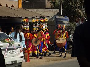 Photo: Hochzeitszeremonie auf indisch