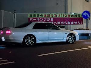 スカイライン ECR33 GTS25t タイプM SPECⅡ 4Dのカスタム事例画像 tuxedoさんの2020年09月06日06:23の投稿