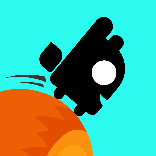 Jump Nuts Icon