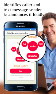Caller Name Announcer  : Hands-Free Pro App Download For Android 1