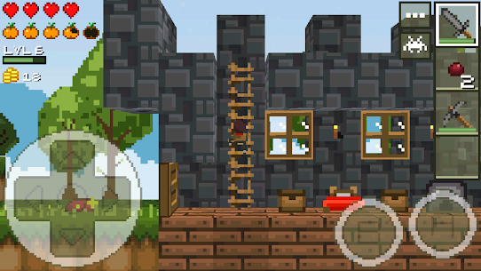 LostMiner: Block Building & Craft Game Apk Latest Version Download For Android 5