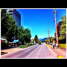 Photo: Maple Ridge, close to the mountains #intercer - via Instagram, http://instagr.am/p/Ki4vE0pfu2/