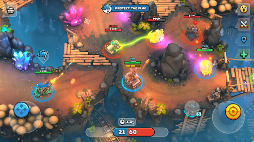 Pico Tanks: Multiplayer Mayhem 36.0.1 screenshots 6