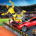 Ragdoll Car Crash icon