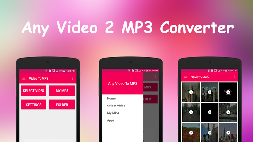 Any Video To MP3 Converter