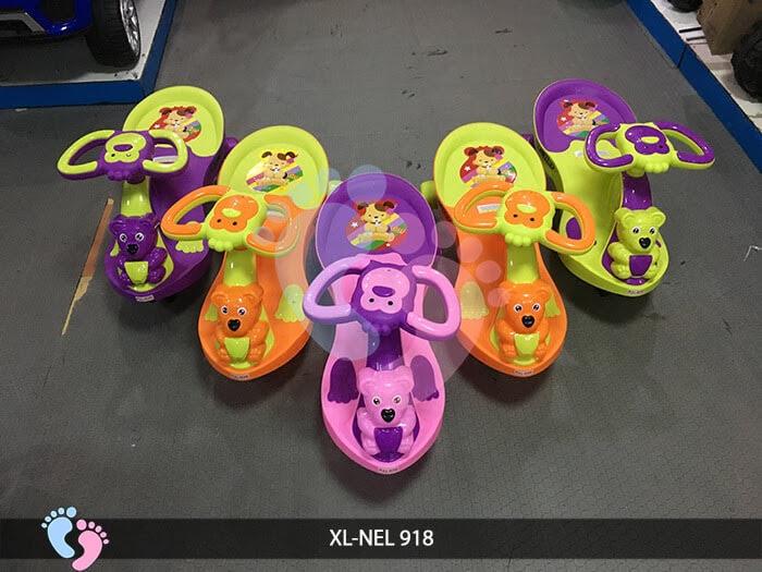 Xe lắc tay trẻ em Broller XL NEL-918 6