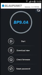 Blaupunkt DVR BP9.0A - náhled