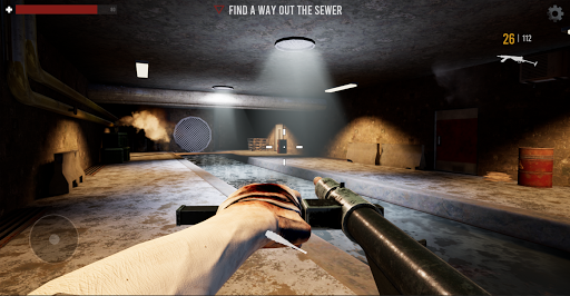The Lost Road:Zombie Shooter Game & Survival FPS 1.0.0 screenshots 2