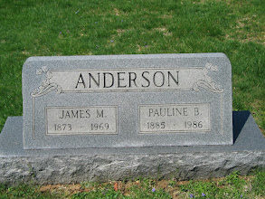 Photo: Anderson, James M. and Pauline B.
